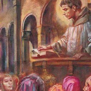 sant'antonio, predicazione in francia