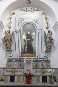 cappella dedicata a sant'antonio di padova