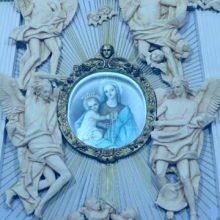 L'abside, il portale e le opere murarie